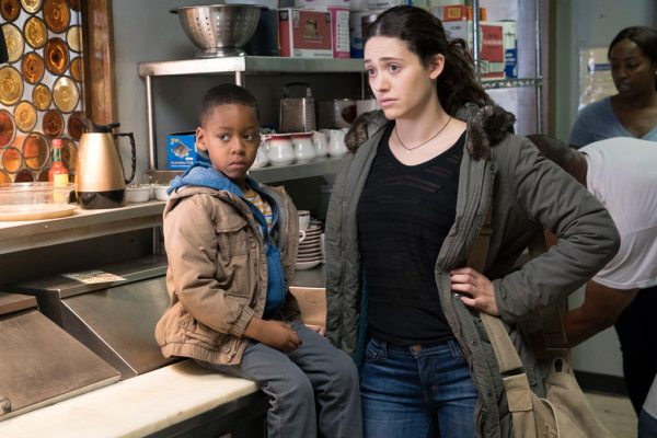 Emmy Rossum Wears Luna Norte In Season 6 Showtime's Shameless
