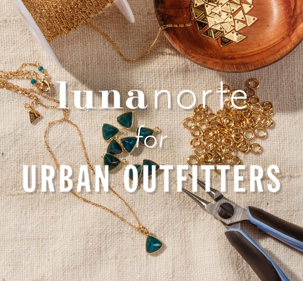 Luna Norte for Urban Outfitters